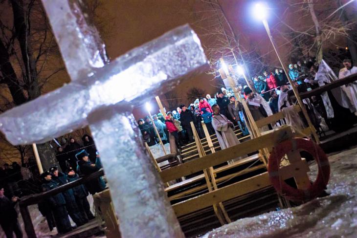 Крещение Господне: 19-го января
